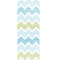 Fabric textured chevron stripes vertical seamless vector image