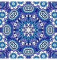 Full frame background of lovely floral patterns vector image