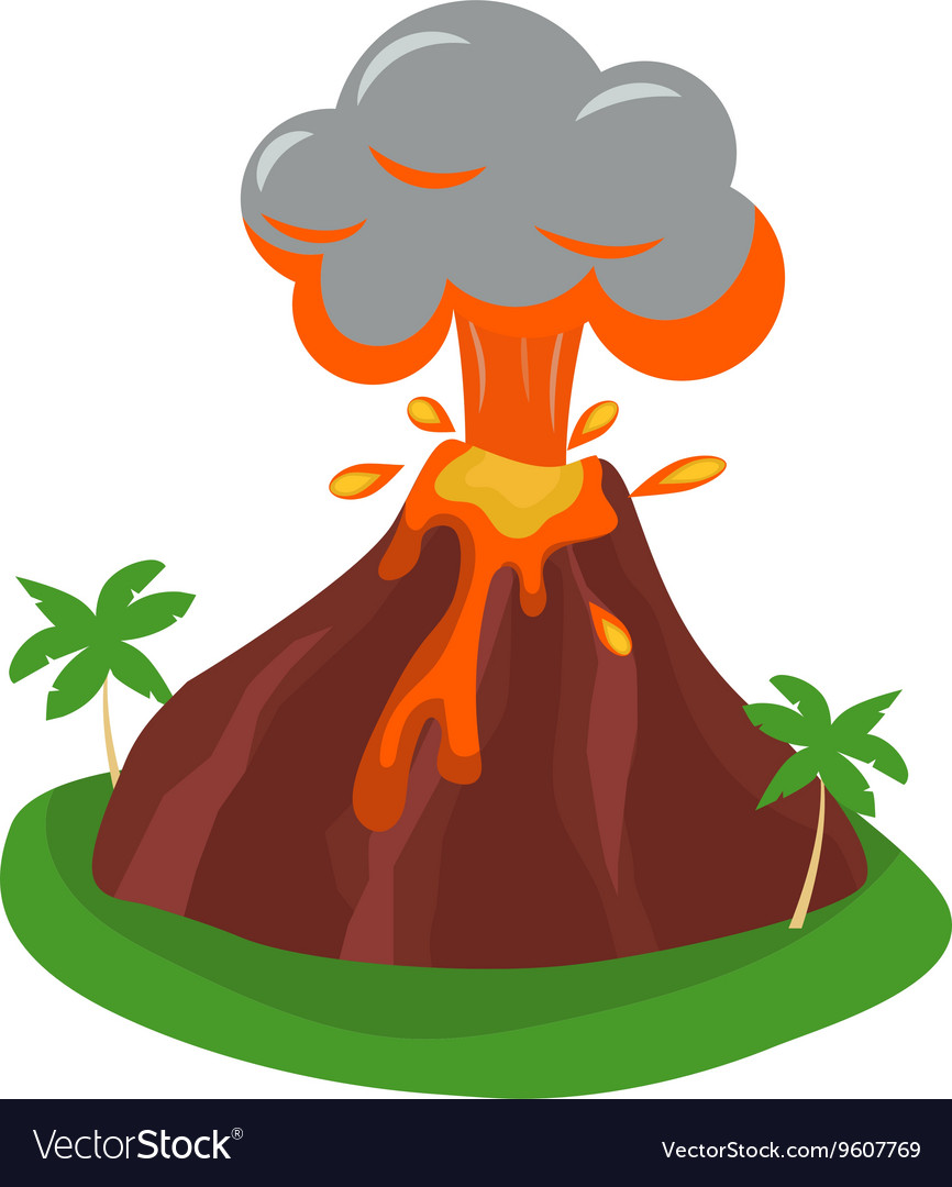Eruption vector