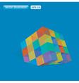 Building blocks vector image vector image