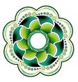 Mandala tribal ethnic ornament art vector image vector image