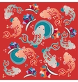 Traditional Asian pattern vector image