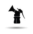 Breast pump icon vector image