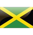 jamaica flag vector image
