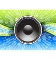 music symbol vector image vector image