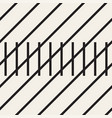 zigzag lines geometric seamless pattern vector image