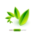 nature concept vector image vector image
