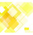 yellow square pattern wallpaper design-01 vector image