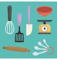 Baking icon design vector image