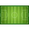 football field vector image vector image