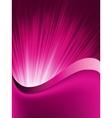 Purple Flow background vector image