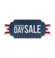 Independence Day Sale national Banner vector image
