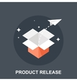 Product Release vector image
