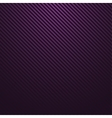 Abstract dark violet striped background vector image