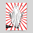 Sketch ghost vector image