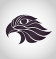 Abstract Hawk Logo vector image