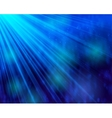 Abstract background light and shine bokeh deep vector image