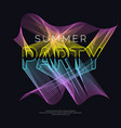 night party abstract background with a dynamic vector image