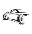 car image vector image vector image