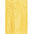 yellow color light wood texture vector image vector image