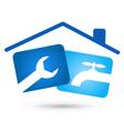 repair of plumbing vector image vector image