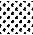 Turkey pattern seamless vector image