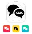 Phone dialogue icon vector image