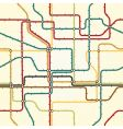 subway tile vector image