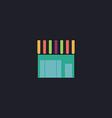 Shop computer symbol vector image