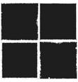 dark frame set vector image