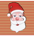Santa 3 vector image