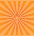 Sunburst Pattern Radial background vector image