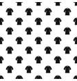 raglan tshirt pattern vector image