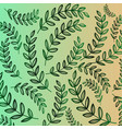 branches of pattern vector image