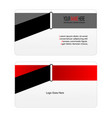 cool business card vector image
