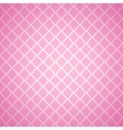 Pink cloth texture background vector image