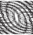 Backdrop Ring Grunge vector image