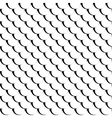 Fish scales seamless texture vector image
