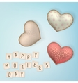 Happy mothers day EPS 10 vector image