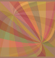 Double curved ray burst background - design from vector image