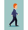 character worker colaboration design isolated vector image