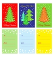 Happy New Year Printable cards vector image