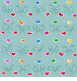 Hand drawing pattern vector image