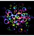 Rainbow Background vector image