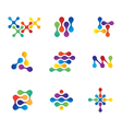 Nano Symbols vector image