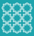 Arabic seamless pattern set - Islamic design vector image