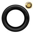 tire black best vector image