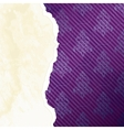 vibrant torn paper banner vector image
