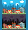city-102 vector image