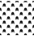 jacket pattern vector image